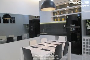 BEAUTIFUL: The most beautiful apartment for rent in Star Hill, 3 bedrooms, balcony, luxury furniture, modern Western style