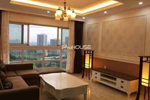 3 bedroom apartment for rent with golf view in Happy Valley, Phu My Hung