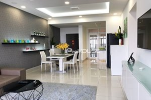 Cheap and beautiful 3 bedroom apartment for rent in Riverside Residence
