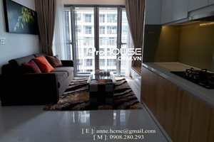 Beautiful 2 bedroom apartment for rent in Scenic Valley, simple design, nice view with balcony