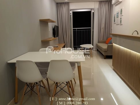 Low Price Apartment For Rent At Phu My Hung New Furniture Good