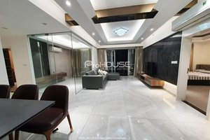 4 bedroom apartment for rent in Phu My Hung with river view