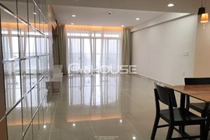 Basic furniture apartment for rent in Riverside Residence – Large size 160 sqm
