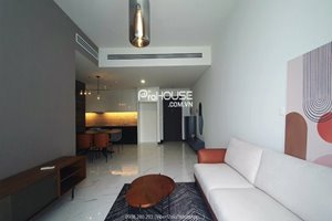 Modern Western style 2 bedroom apartment for rent in Empire City will full furniture