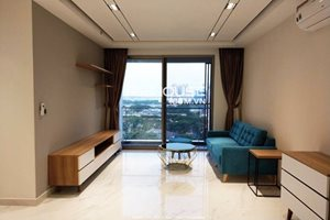 2 bedroom in Midtown M5 for rent with river view on high floor