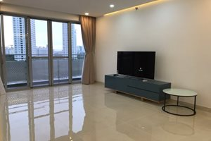 Big size apartment for rent in Scenic Valley, 4 bedrooms, partly-furnished furniture