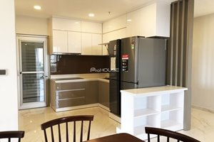 Corner 2 bedroom apartment for rent in The Symphony of Midtown Phu My Hung