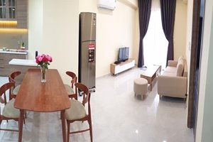 Low rental 2 bedroom apartment for rent in SSR - Saigon South Residences