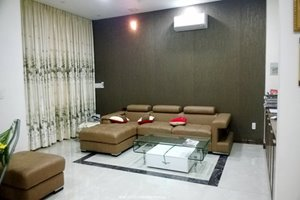 New and modern villa for rent in Phu My Hung center will full furniture