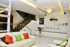 Big duplex for rent in My Tu Canh Quang with new furniture and open kitchen
