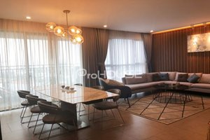Luxury 2 bedroom apartment for rent in Riviera Point, 148 sqm, beautiful design