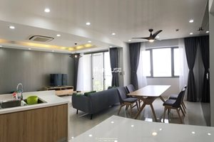 Extremely nice apartment for rent in Hung Phuc (Happy Residence), 92 sqm, 2 bedrooms
