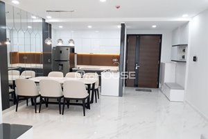 Modern design apartment with good rental in Midtown Phu My Hung