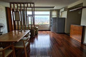 3 bedroom apartment for rent in The Panorama with river view and full furniture