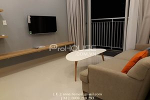 Low price apartment for rent at Phu My Hung, new furniture, good facilities