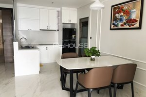 Low price 2 bedroom apartment for rent in Phu My Hung Midtown