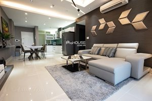 Brand new 2 bedroom apartment for rent in Riverside Residence