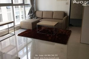 Apartment available for sale in Phu My Hung, 3 bedrooms, fully modern furniture, only $210,000 /apartment, 112 sqm