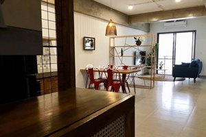 Unique design apartment for rent in Saigon South Residences - Nha Be District