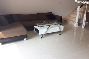 5-star duplex apartment for rent in Star Hill, Phu My Hung, 160 sqm, 3 bedrooms, luxury furniture