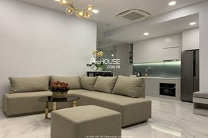 Stunning 2 bedroom apartment for rent in Midtown Sakura Phu My Hung