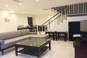 New furniture duplex apartment for rent in My Tu, Phu My Hung