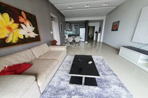 2 bedroom apartment for rent in Phu My Hung having bathtub and beautiful view
