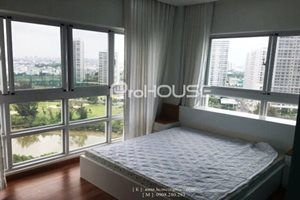 Open view 3-bedroom apartment for rent in Happy Valley – new furniture – high floor