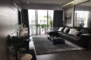 Luxury apartment for rent in Garden Plaza Phu My Hung with large balcony