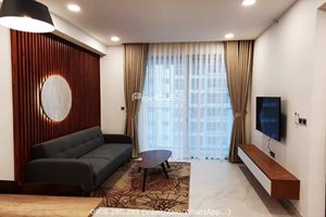 Good rental 2 bedroom in Midtown - The signature for rent with beautiful furniture and nice layout