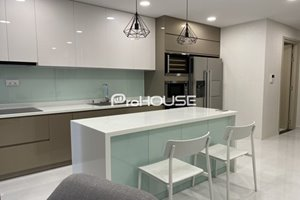 Supper nice apartment for rent in District 7 with new and modern furniture