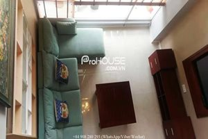 Beautiful penthouse for rent with low rental, 3 bedrooms, 180 sqm, only USD 1,250/month