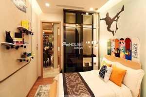 Apartment for rent in Midtown – The Signature, Phu My Hung, beautiful view, full furnished