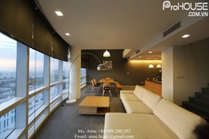 BEAUTIFUL VIEW: An amazing apartment with nice view to Phu My Hung center, modern design
