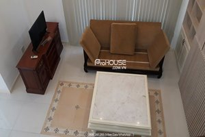 Low price house for rent in Phu My Hung with full furniture and near the park