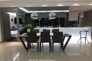 Brand new My Phat apartment for rent in with luxury furniture near SSIS
