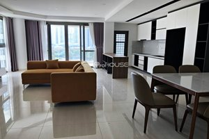 Apartment for rent in block A of Riverpark Premier with large balcony faces to the River