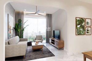 Luxury Japanese style apartment for rent in Midtown Phu My Hung
