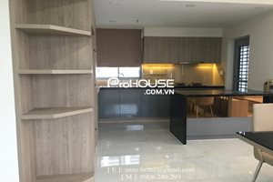 Good rental apartment for rent in Green Valley, 3 bedrooms, large balcony, USD 1,200/month