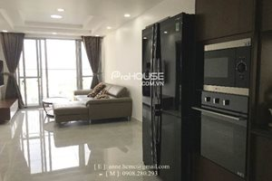 Modern apartment for rent in Phu My Hung center, near Crescent Mall, beautiful design, 2 bedrooms