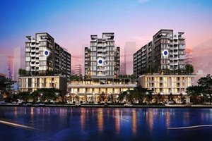 2 bedroom for sale at low price in The Metropole with foreign SPA