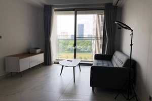 Corner apartment with river view in The Signature - Midtown for rent