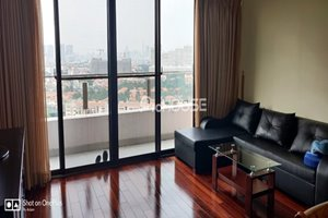 Luxury penthouse for rent in Panorama with 3 floors, large garden and nice view