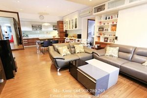 BIG SIZE APARTMENT in Happy Valley for rent, 4 bedrooms, fully modern furniture, nice view
