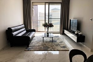 2 bedroom apartment for rent in the Grande Sakura Park  with quiet view