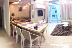 Duplex apartment: Modern duplex apartment for rent in Phu My Hung, close to Crescent Mall, District 7, 3 bedrooms