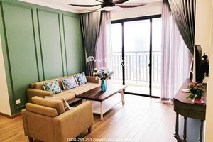 Gorgeous 2 bedroom apartment for rent in Riviera Point view to Phu My Hung