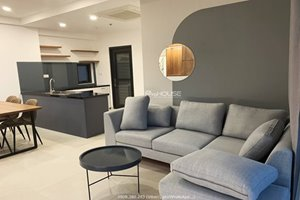 Modern style 3 bedroom in Happy Residence Premier for rent with high quality furniture