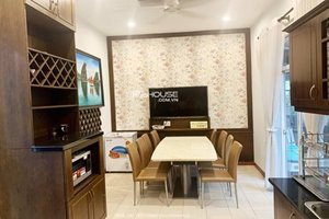 Big villa in My Giang for rent with good condition furniture in CBD of Phu My Hung