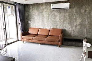 2 bedroom apartment for rent in Hung Phuc Happy Residence with beautiful furniture